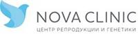Логотип центра Нова Клиник