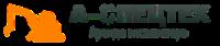 Логотип аренды экскаваторов А-Спецтех