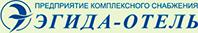 Логотип компании Эгида-отель