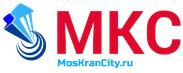 Логотип компании Москран Сити