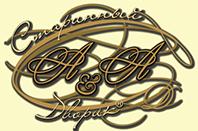 Логотип компании Старинный дворик