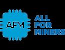 Логотип компании AllForMiners