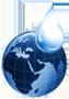 Логотип Московского Единого центра по водосбережению