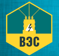 Логотип завода Воронежэнергоснаб