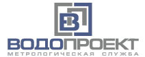 Логотип компании Водопроект