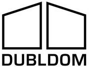 Логотип компании Дубль Дом