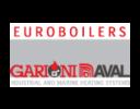 Логотип компании Garoini Naval