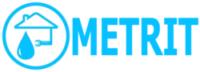 Логотип компании Метрит