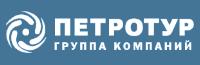 Логотип компании Петротур