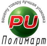 Логотип компании Полимарт